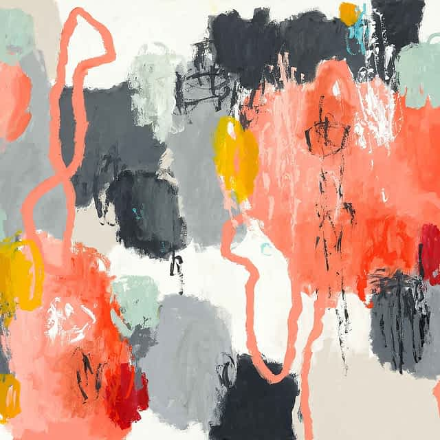 "Lene Schmidt-Petersen: ""Simple ain't easy"" (120x90 cm)"