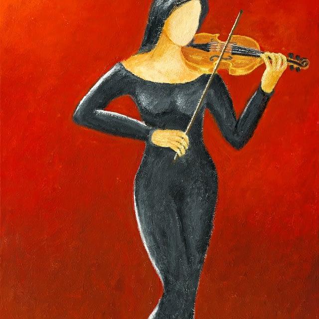 """Lene Schmidt-Petersen: """"Love me like you do"""" (60 x 80 cm)"""